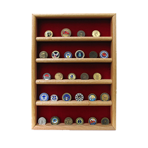 coin displays